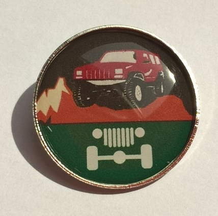 Red-badge-photo Jeep T shirts