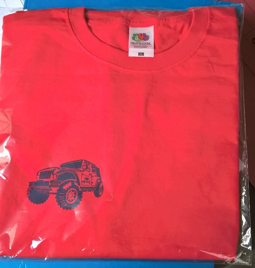 T-Shirt JKU Jeep T shirts