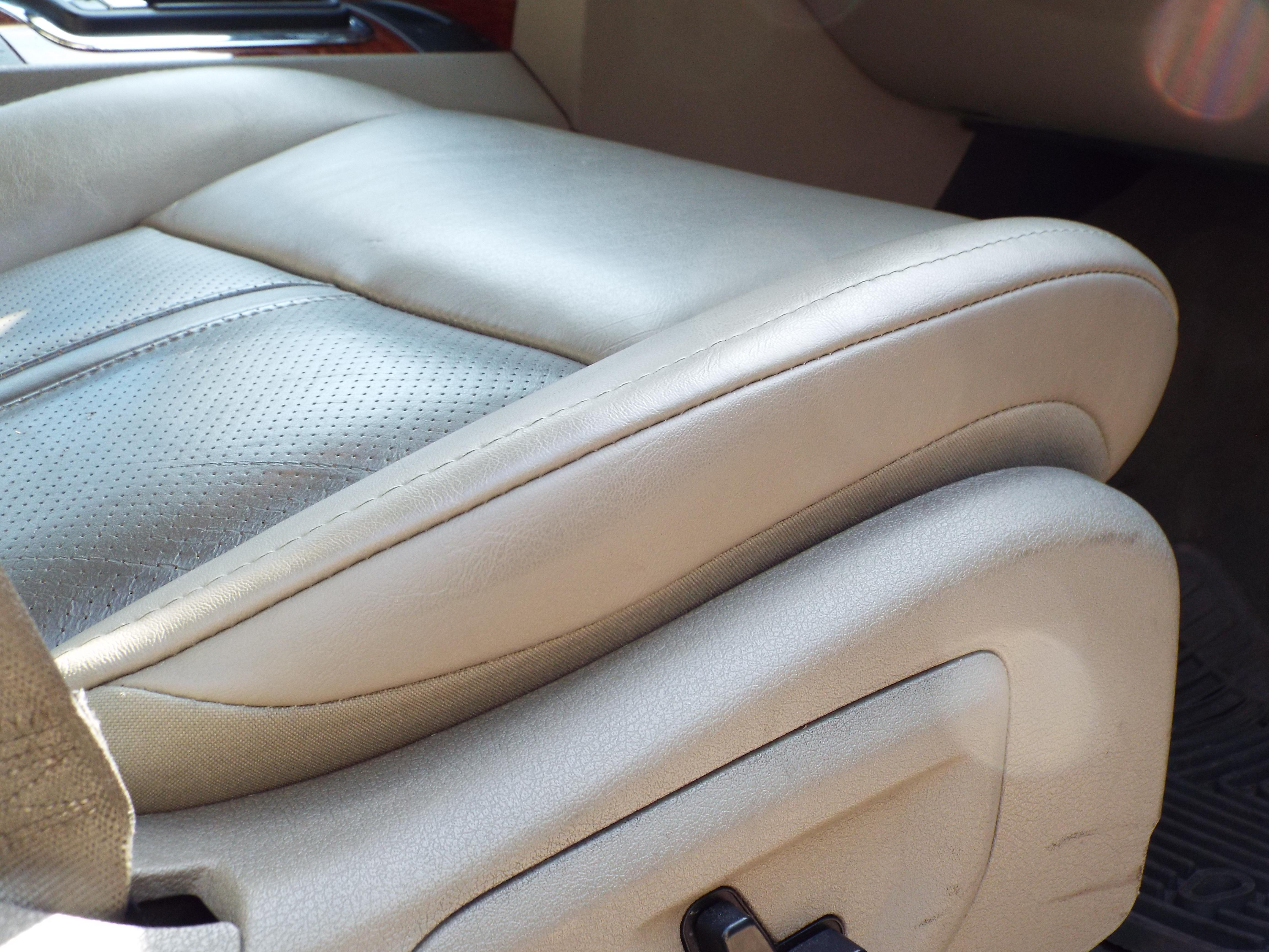 Jeep Grand Cherokee Seat Repair Wk