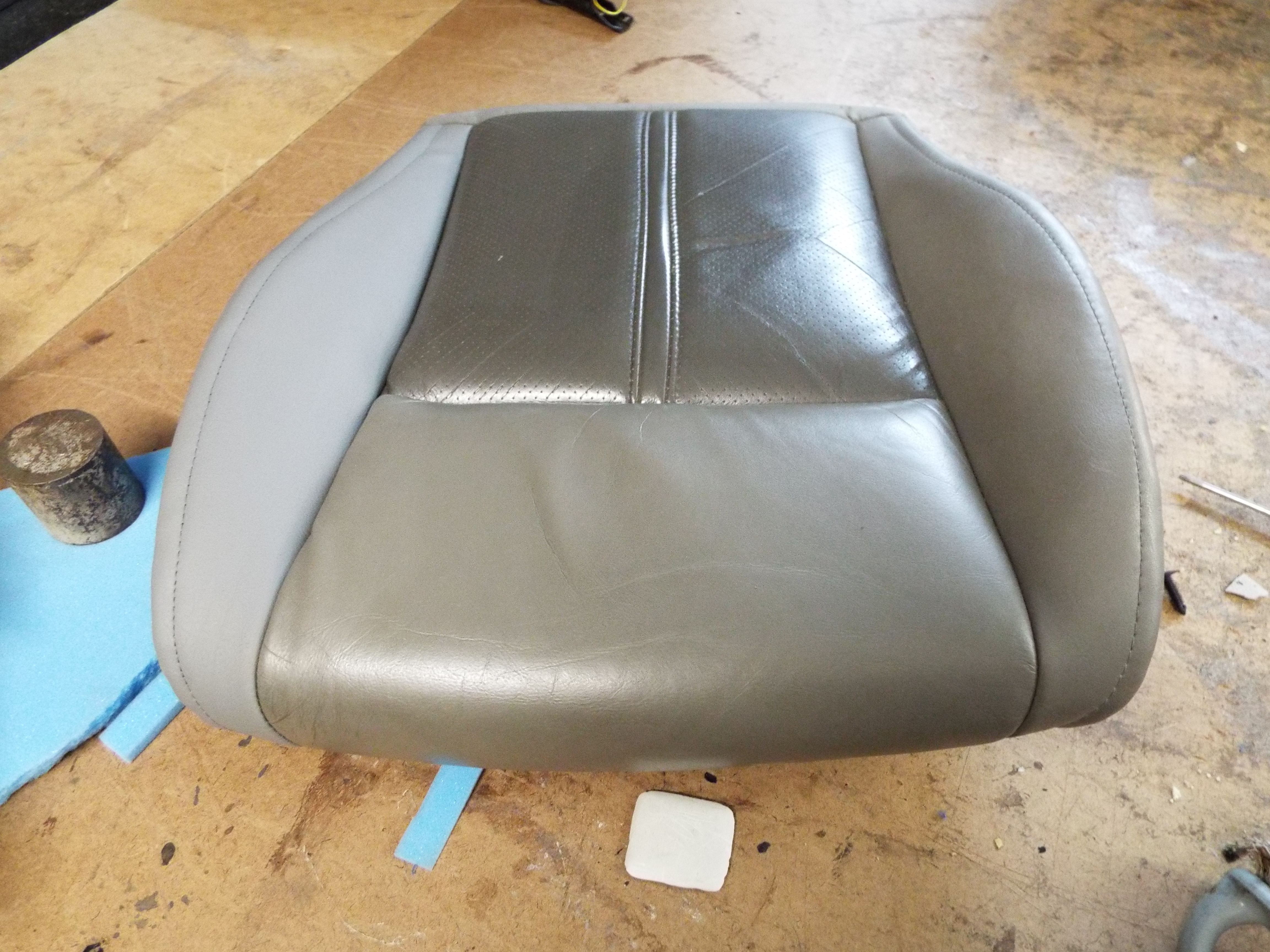Jeep Grand Cherokee Seat Repair Wk