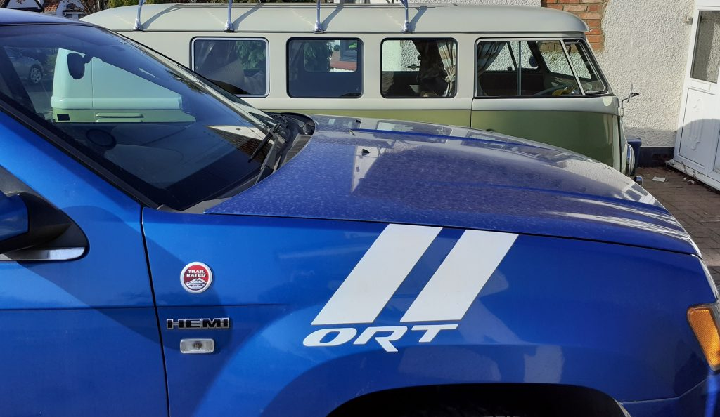 Like SRT for street racers, but for off-roaders only hence the ORT